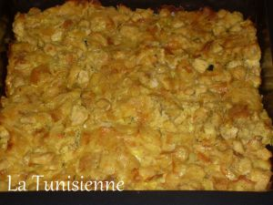 Recette Tajine malsouqa (ou tajine brick) au poulet