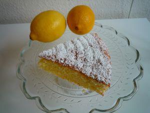 Recette Moelleux aux citrons