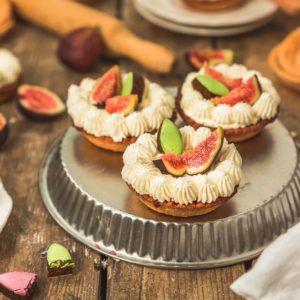Recette Tartelettes aux figues et calisson