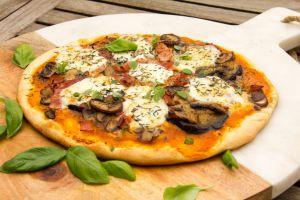 Recette Pizza au barbecue