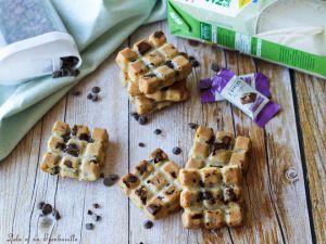 Recette Moelleux au beurre de cacahuète & chocolat