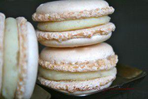 Recette Macarons vanille-fève tonka