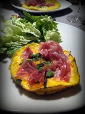 Recette Omelette à la Coppa