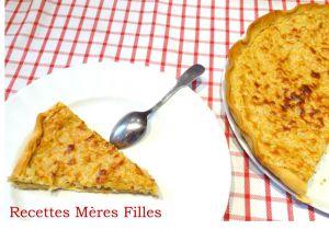 Recette Tarte : Tarte au riz (dessert belge)