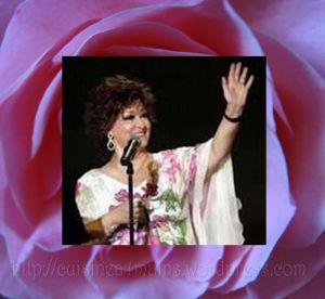 Recette Rose pour la plus belle des roses