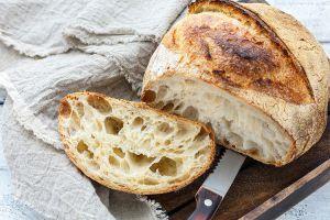 Recette Faire son pain au levain, une recette facile!