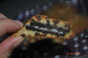 Recette Cookies oreo