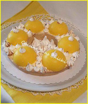 Recette Tarte au citron revisitée, meringuée