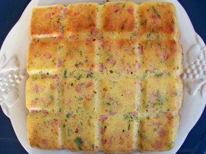 Recette Gâteau de Jambon