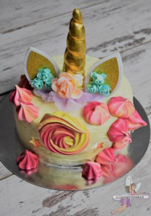 Recette Gâteau licorne