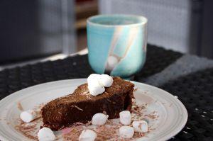 Recette Brownies chocolat chamallow !!! le gouter qui réconforte par temps glacial !!!