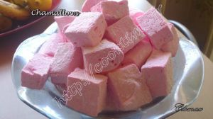 Recette Chamallows