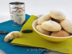 Recette Crousti-moelleux à la fève tonka