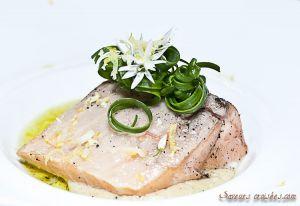 Recette Cuisine singulière et intuitive, une cuisine de femme