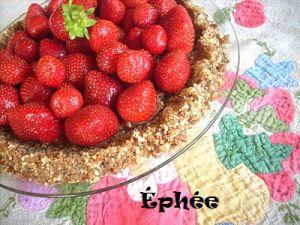 Recette Fraises! Plein de fraises! Pour fêter le solstice