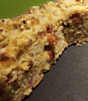 Recette Scones au jambon et persil