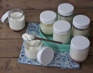 Recette Yaourts maison à la yaourtière