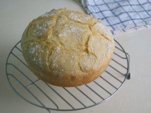 Recette Pain maison inratable : Le pain cocotte