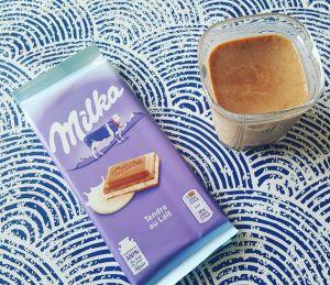 Recette Crèmes Milka à la Multidélices