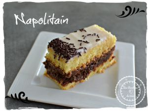 Recette Napolitain (icook'in)