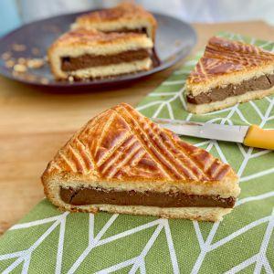 Recette Gâteau Basque Praliné