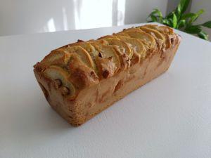 Recette Cake pommes, noisettes