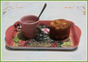 Recette Petits cakes aux pommes et à la vanille... La vie est une friandise