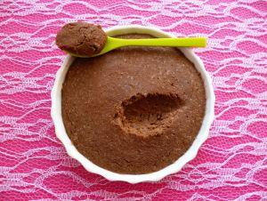 Recette Brownie moelleux vegan chocolaté (hyperprotéiné, diététique, sans gluten ni sucre ni beurre ni oeuf ni lait et riche en fibres)