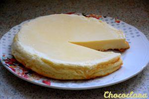 Recette Gâteau léger au fromage blanc Pinkman