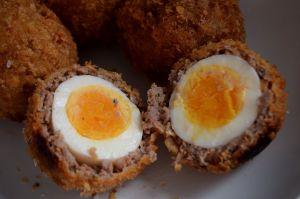 Recette Scotch Eggs (Oeufs Ecossais)