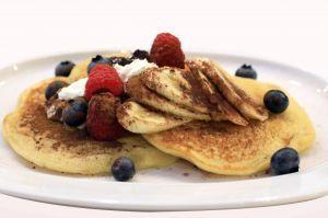 Recette Pancakes sans beurre