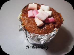 Recette °°Cupcakes aux Chamallow°°