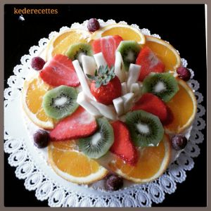 Recette Entremet Multifruits