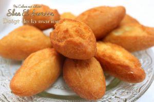 Recette Sbaa el aroussa (doigts de la mariée)