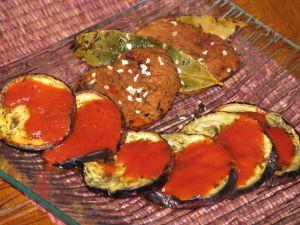 Recette Filet mignon de porc aux aubergines