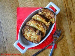 Recette Pour ne plus gaspiller le pain, faites du pain perdu