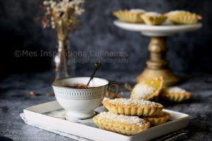 Recette Tartelettes noix de coco