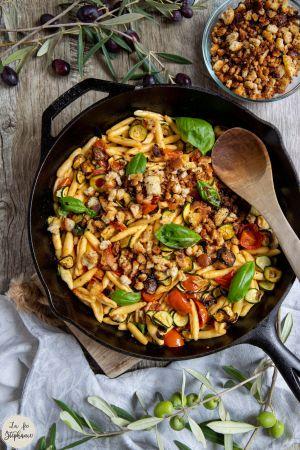 Recette On l'appelle le parmesan des pauvres dans les Pouilles - recette vegan et zéro déchet