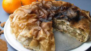 Recette Pastilla de poulet