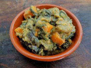 Recette Ragoût de gombos et patate douce – Daraba (Tchad)