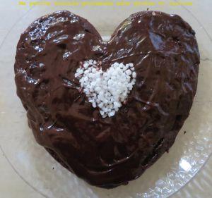 Recette Fondant chocolat-poire sans gluten ni lactose