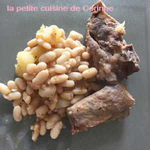 Recette Ragout de mouton aux haricots blancs