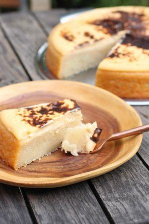 Recette Gâteau de manioc au lait de coco (Philippines)