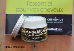 Recette Crème de modelage orthe fix &coif Laboratoire Ineal