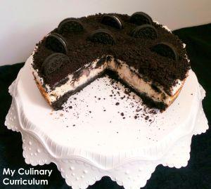 Recette Cheesecake aux Oreos (Oreos cheesecake)