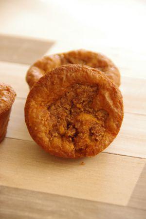 Recette Muffins aux pommes et à la fève tonka