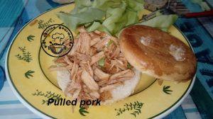 Recette Pulled pork au cookeo