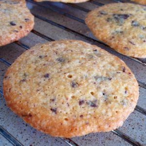 Recette Cookies moelleux chocolat et fève Tonka
