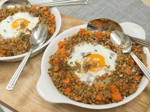 Recette Sarrasin en risotto