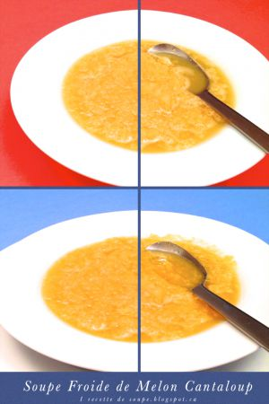 Recette Soupes Froides